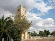 Старая башня в арабском стиле Стоковое Фото