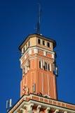 Старая башня огня Стоковые Изображения RF