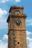 Старая башня часов Стоковое Фото
