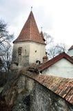 старая башня стоковое изображение rf