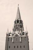 Старая башня kremlin moscow Место всемирного наследия Unesco Стоковые Фотографии RF