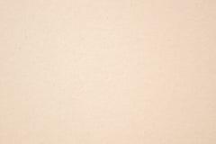 Старая бежевая бумажная предпосылка текстуры Стоковые Изображения