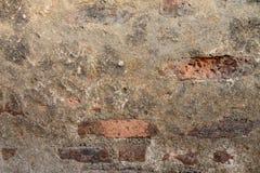 Старая бетонная стена Стоковая Фотография RF
