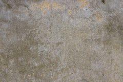 Старая бетонная стена Стоковая Фотография