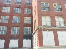 старая больница eloise стоковое фото