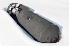 Старая бомба авиации Стоковое Изображение RF