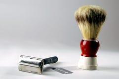 старая бритва Стоковая Фотография RF