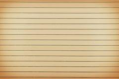 Старая бумага блокнота с горизонтальными прямыми предпосылкой Стоковые Изображения