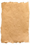 Старая бумага. Стоковая Фотография RF