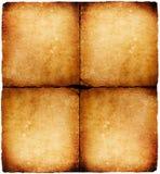старая бумага Стоковая Фотография