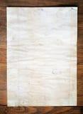 старая бумага Стоковое Изображение