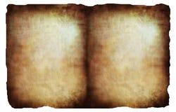 Старая бумажная книга бесплатная иллюстрация