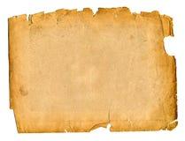Старая бумажная предпосылка grunge Стоковое Фото