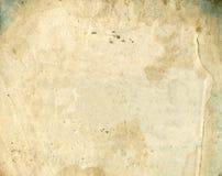 старая бумажная текстура Бумага Grunge старая для карты или года сбора винограда сокровища Стоковые Фотографии RF