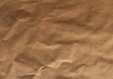 Старая бумажная текстура листа Стоковое Изображение RF