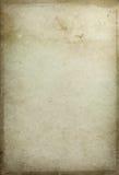 старая бумажная текстура пергамента Стоковое Фото