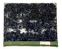 Старая бумажная текстура подробно Стоковые Фото