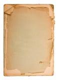старая бумажная текстура Стоковое Изображение RF