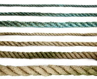 старая веревочка Стоковое фото RF