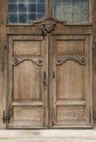 Старая дверь. Пиза, Италия Стоковые Изображения RF
