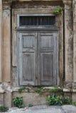 Старая дверь 3 Стоковые Изображения