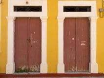 Старая дверь 2 Стоковые Фото