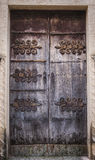 Старая дверь Ronda3 Стоковая Фотография