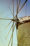 старая ветрянка Стоковые Фотографии RF