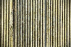 Старая взборозженная древообразная предпосылка Стоковое фото RF