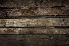 Старая винтажная деревянная текстура предпосылки, безшовная деревянная текстура пола Стоковое Фото