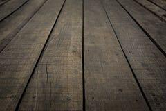 Старая винтажная деревянная текстура предпосылки, безшовная деревянная текстура пола Стоковые Изображения RF