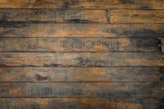 Старая винтажная деревянная текстура предпосылки, безшовная деревянная текстура пола Стоковая Фотография