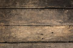 Старая винтажная деревянная текстура предпосылки, безшовная деревянная текстура пола Стоковая Фотография RF