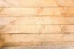 Старая винтажная деревянная текстура предпосылки, безшовная деревянная текстура пола Стоковое Изображение RF