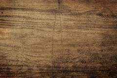 Старая винтажная доска Стоковое Изображение