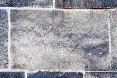 Старая винтажная серая предпосылка каменной стены backhander стоковые изображения