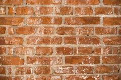 Старая винтажная текстура кирпичной стены Стоковое Изображение
