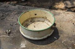 Старая - винтажное tiffin. Стоковое Изображение