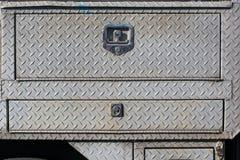 Старая внешняя стальная общего назначения предусматрива с плакировкой диаманта Стоковое Изображение