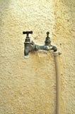 старая вода из крана Стоковое Фото