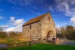 Старая водяная мельница в Co clare Стоковые Фото