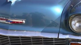 Старая восстановленная история автомобилей акции видеоматериалы