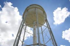 старая вода башни Стоковое Изображение RF