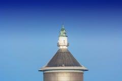 Старая водонапорная башня в Velbert, Германии стоковое изображение