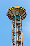 Старая водонапорная башня Стоковые Фото
