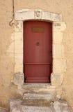 Старая входная дверь Стоковое Фото