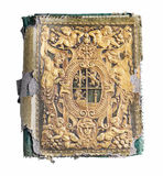 старая выбитая книгой Стоковое Фото