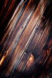 старая выдержанная древесина Стоковое Изображение RF