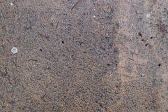 Старая выдержанная каменная поверхность, винтажная предпосылка Стоковое фото RF