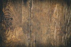 Старая выдержанная деревянная предпосылка Стоковые Изображения